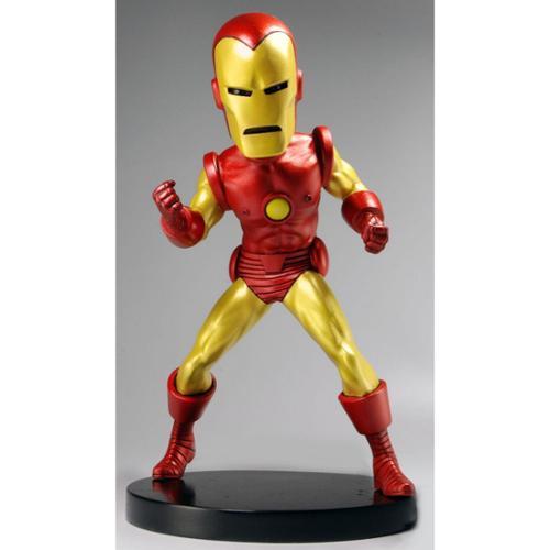 Marvel Classic Resin Head Knocker Iron Man