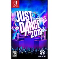 Just Dance 2018, Ubisoft, Nintendo Switch, REFURBISHED/PREOWNED