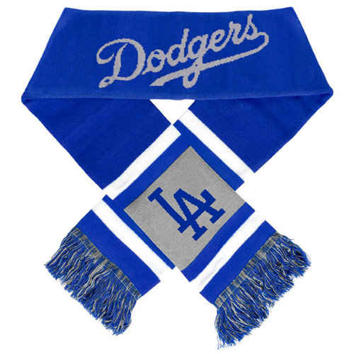 MLB - Los Angeles Dodgers Stripe Scarf