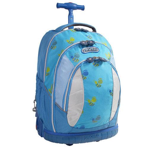 J World Sweet Kid's Ergonomic Rolling Backpack