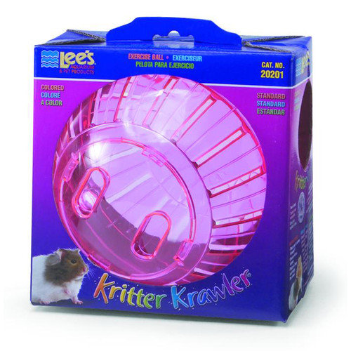 Lees Aquarium & Pet Hamster Kritter Krawler Ball
