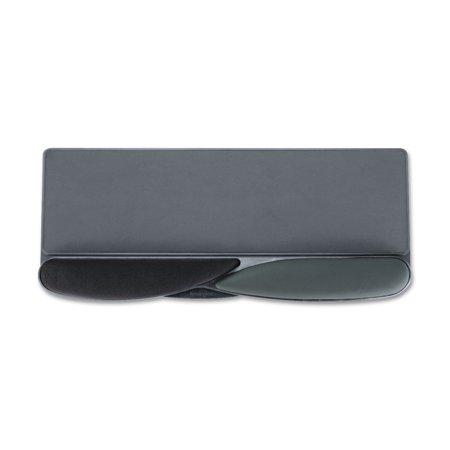 Kensington K62820USF Memory Foam Wrist Pillow Platform Extended, Black