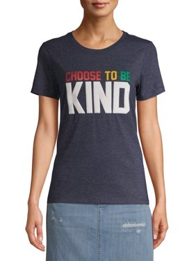 EV1 from Ellen DeGeneres Women's One of A Kind T-Shirt