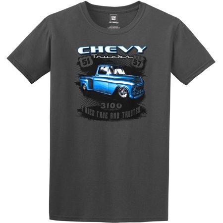 Men's Chevy 3100 Classic Truck (Chevy Truck T-shirt)