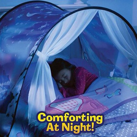 New Upgraded Innovative Magical Dream Tents Kids Pop Up Bed