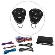 Avital 3100LX Keyless Entry & Car Alarm Security System W/2 Remotes+1500' Range