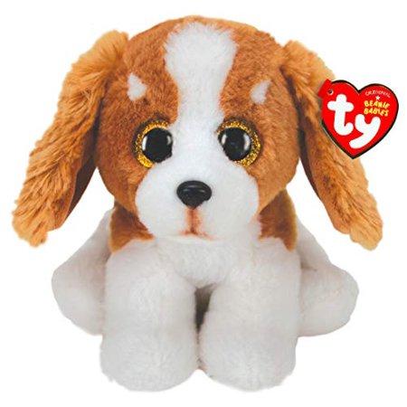 Ty Beanie Babie Barker Dog - image 1 of 1
