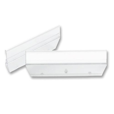 Smead 64626 Clear Easy Slide Tab SMD64626