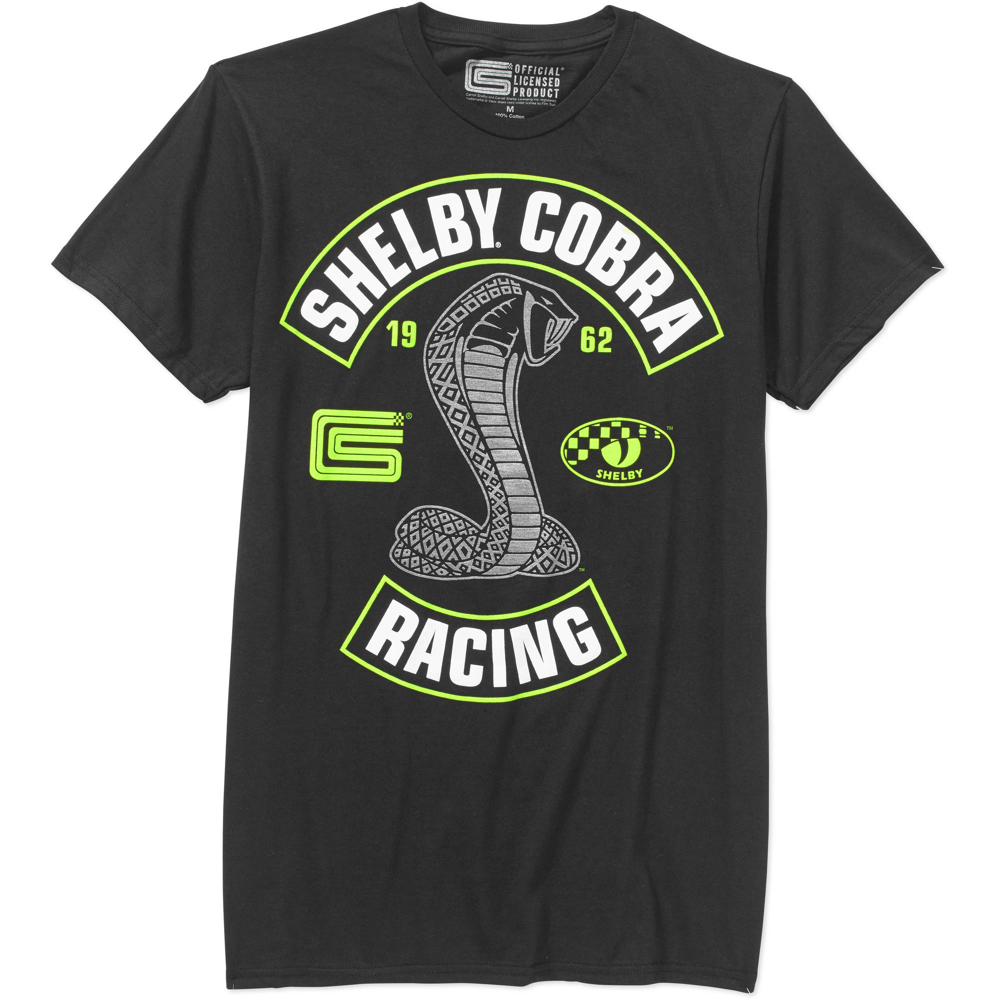 Shelby Big Men's Champ Club Graphic Tee