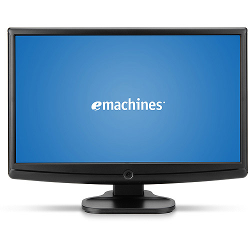 "eMachines Refurbished 21.5"" Widescreen LCD Monitor, (E210HVB Black)"