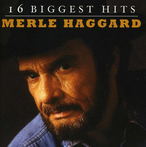 Merle Haggard - 16 Biggest Hit (CD)