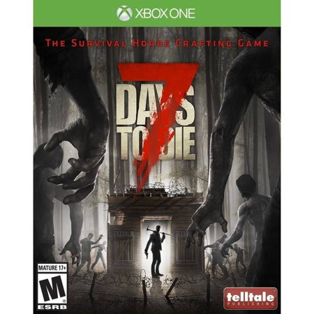 Telltale Games 7 Days to Die (Xbox One)