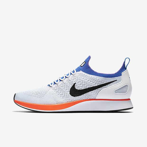 buy online 14c59 14b59 ... low price mens nike air zoom mariah flyknit racer white pure platinum  hyper grap f303d 5a89b