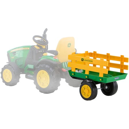 Peg Perego John Deere Stake-Side Trailer](Toy Weapons For Sale)