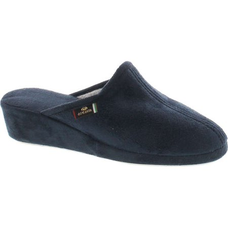 SC Home Collection Womens 16917 Plush House Slippers Made in Europe
