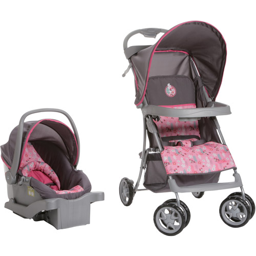 Disney Sprinter Go Lightly Travel System, Sweet Minnie