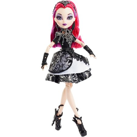 Ever After High Dragon Games Teenage Evil Queen Doll - Ever After High Cerise Wolf