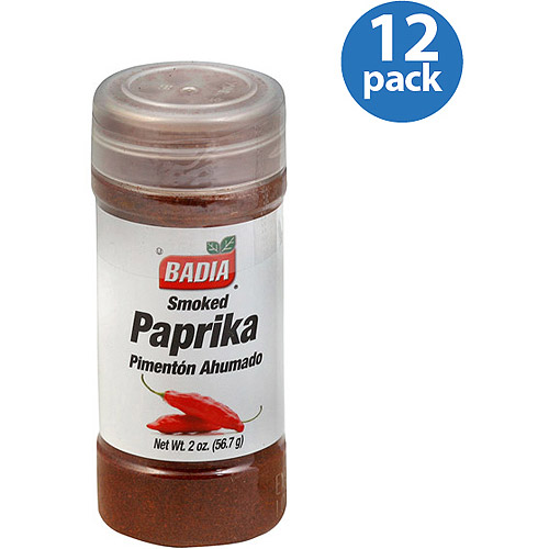 Badia Smoked Paprika, 2 oz, (Pack of 12)