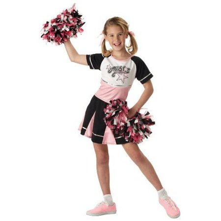 California Costumes All Star Cheerleader Child Costume, Medium