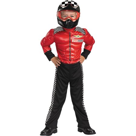 Morris Costumes Matching Helmet Turbo Racer Great Costume Small 4-6, Style DG24872L (Matching Costumes)