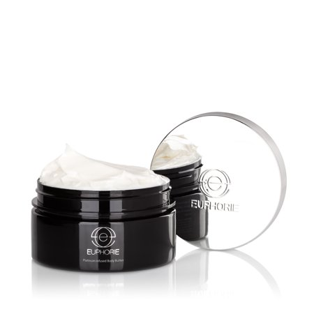 The Best Platinum Infused Body Butter - Provides Deep Moisture To The Whole Body, Hydrate and Soften Your Skin,