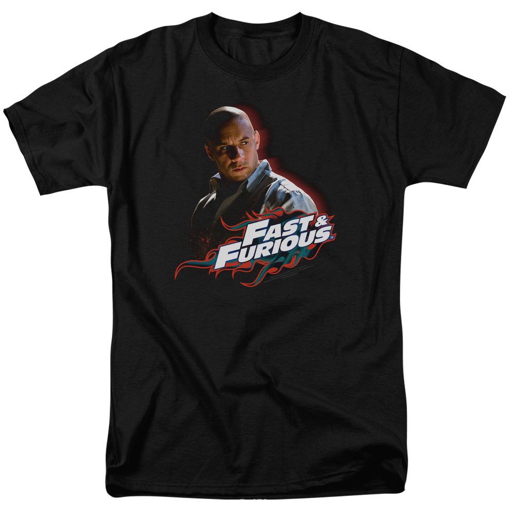 The Fast and the Furious Toretto Mens Short Sleeve Shirt