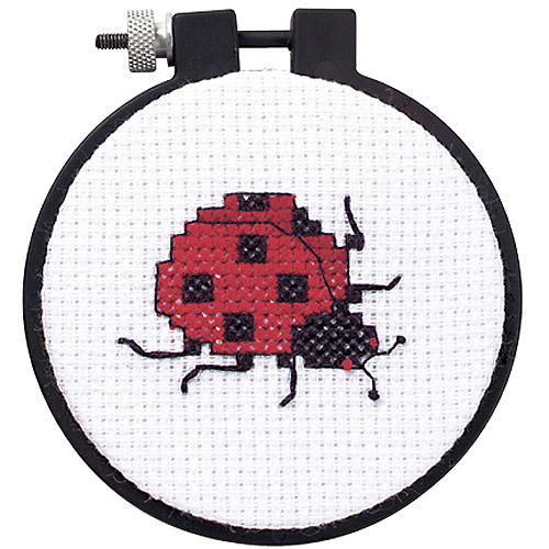 Dimensions Learn-a-craft Lady Bug Counte