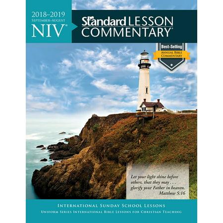 NIV® Standard Lesson Commentary® 2018-2019