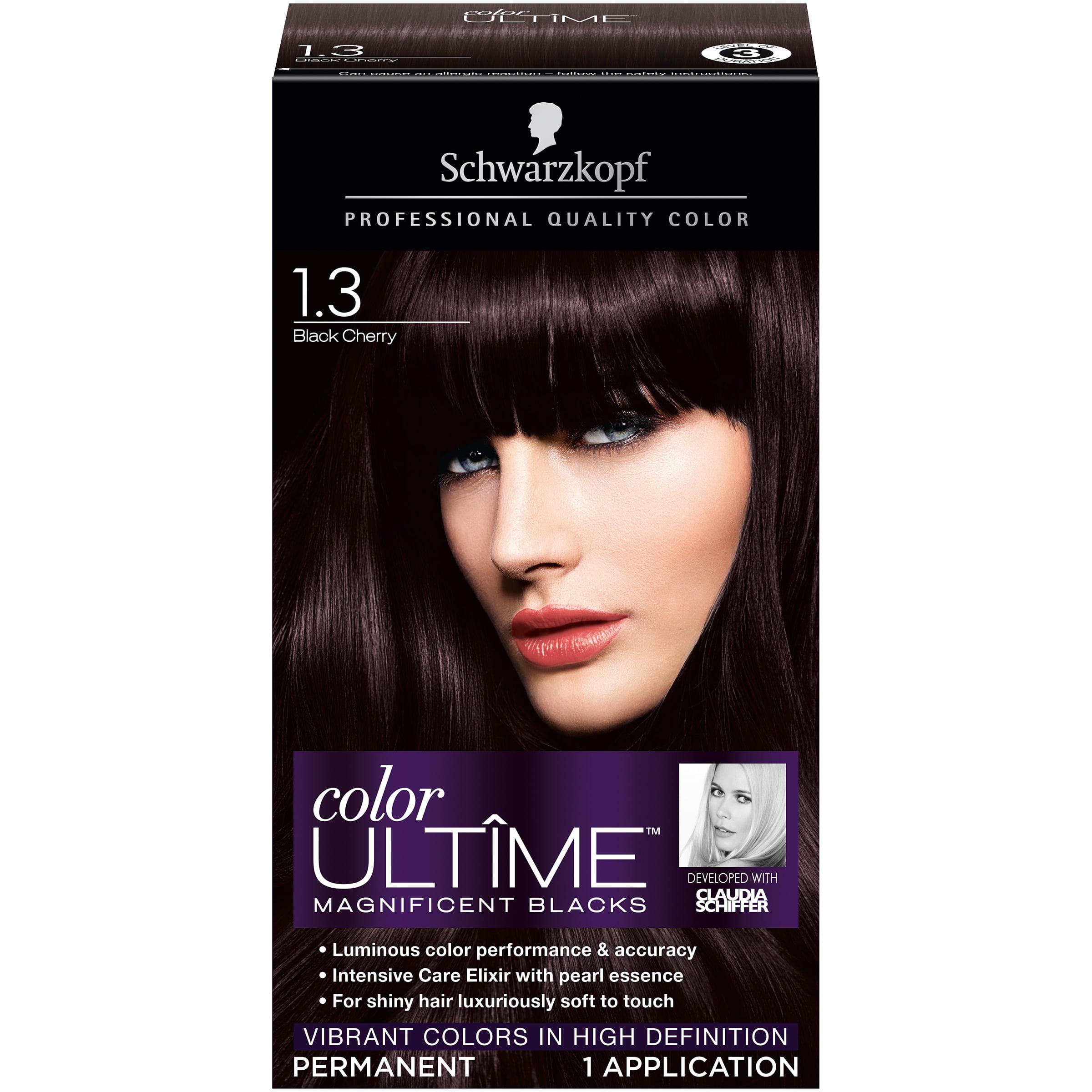 Schwarzkopf Color Ultime Hair Color Cream 42 Mahogany Red