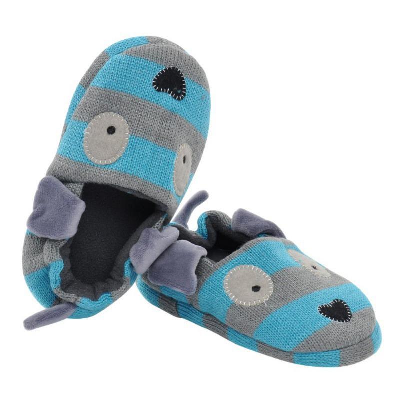 BOBORA Boy Girl Anti Slip Warm Slippers