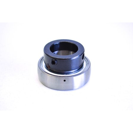 Sealed Bearing Hubs (Parts Unlimited RA100NPPB Double Sealed Hub Bearing w/ Clear 1' Radial OD QTY 1 )