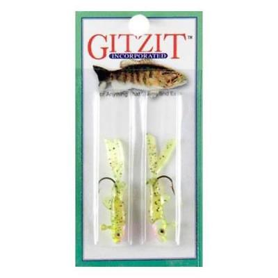 Gitzit Little Tough Guy Fishing Lure, 2Pack