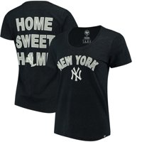 New York Yankees '47 Women's Club Scoop Neck T-Shirt - Navy