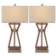 Urban Designs The Master 32'' Table Lamp (Set of 2)