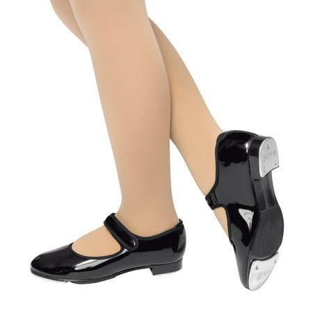 Child Velcro Tap Shoes (Best Dance Shoes For Carpet)