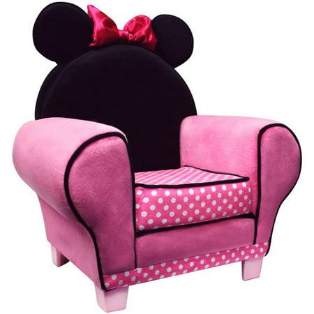 Disney Minnie Mouse Chair Walmart Com