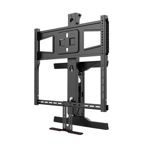 "Above Fireplace Pull-Down Full-Motion Articulating TV Wall Mount Bracket 40/""-63/"""