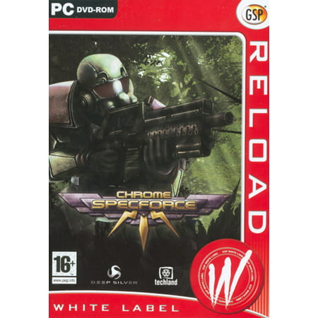Chrome Specforce First Person Shooter for Windows