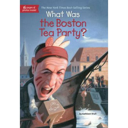 What Was the Boston Tea Party? - eBook