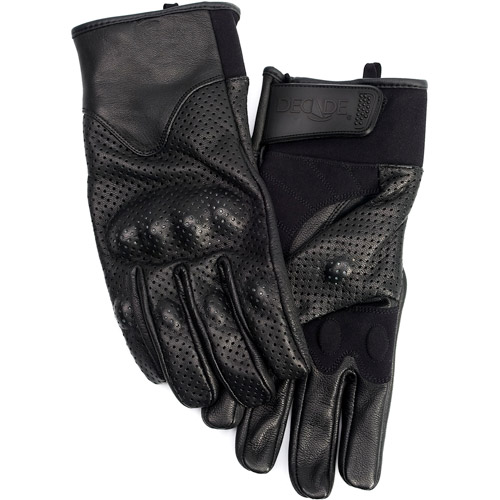 Chase Ergonomics Decade Cruiser Motorcycle Gloves, M/L