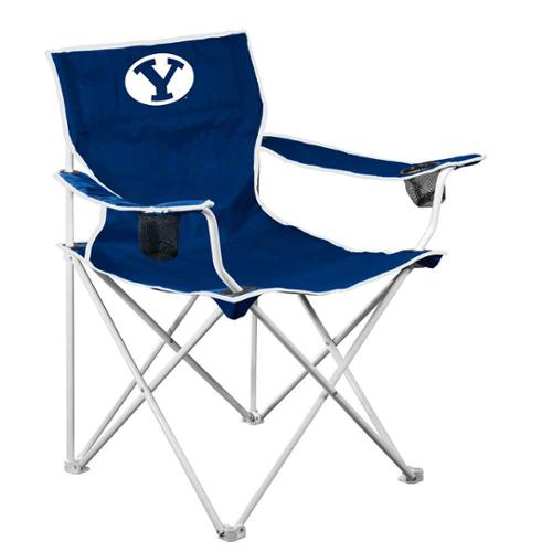 BYU Cougars Official Deluxe Chair by Logo Chair Inc.
