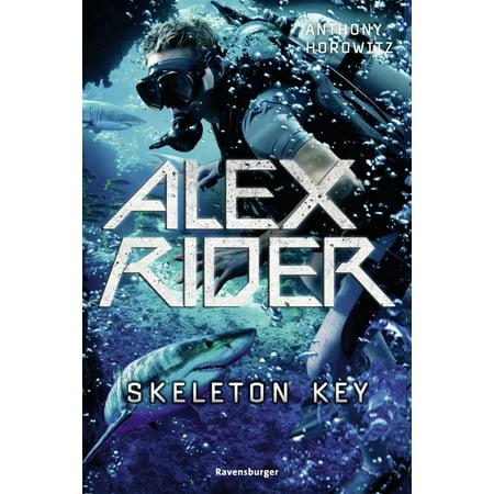 Alex Rider 3: Skeleton Key - eBook (All Alex Rider Books)