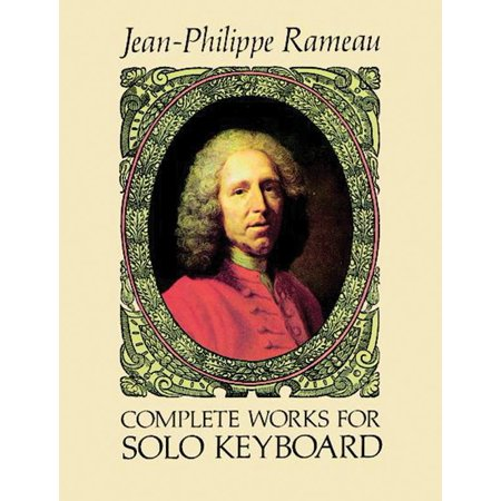 Dover Music for Piano: Complete Works for Solo Keyboard (Paperback) Complete Works Music Book