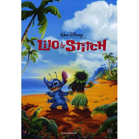Lilo & Stitch (2002) 27x40 Movie Poster