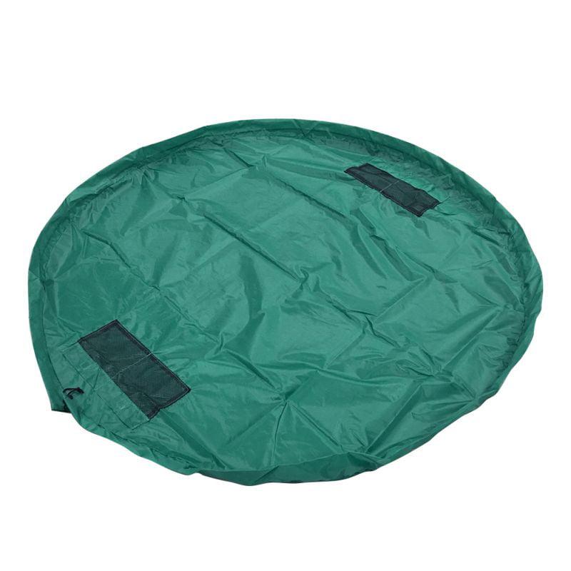 150cm Kids Baby Play Mat Large Storage Bags Toys Organizer Blanket Rug bags