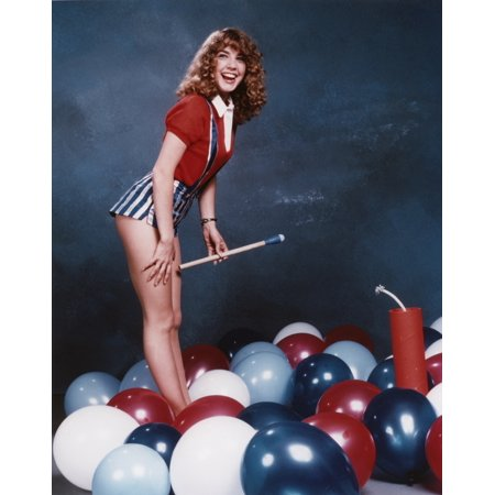 Jumper Outfit (Dana Plato Posed in Jumper Outfit Photo)