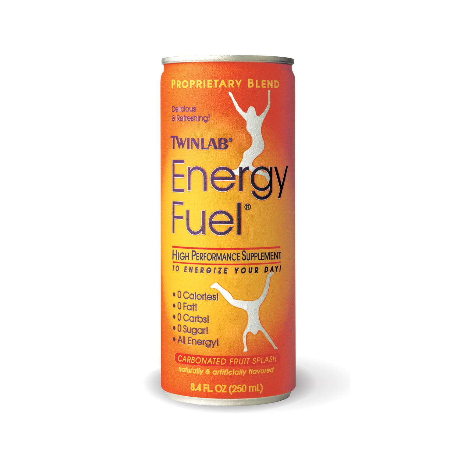 Twinlab Energy Fuel Fruit Splash 8.4 fl oz