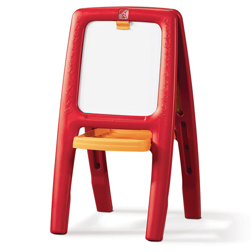 Step2 Easel for 2, Red