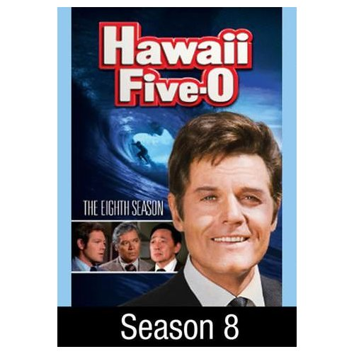 Hawaii Five-O (Classic): Season 8 (1975)