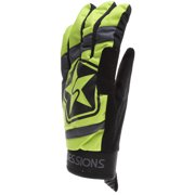 Sessions 4Star Gloves Lime Mens